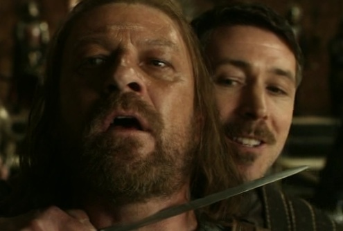 Mindinho trai Ned Stark