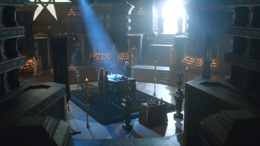 A morte de Joffrey