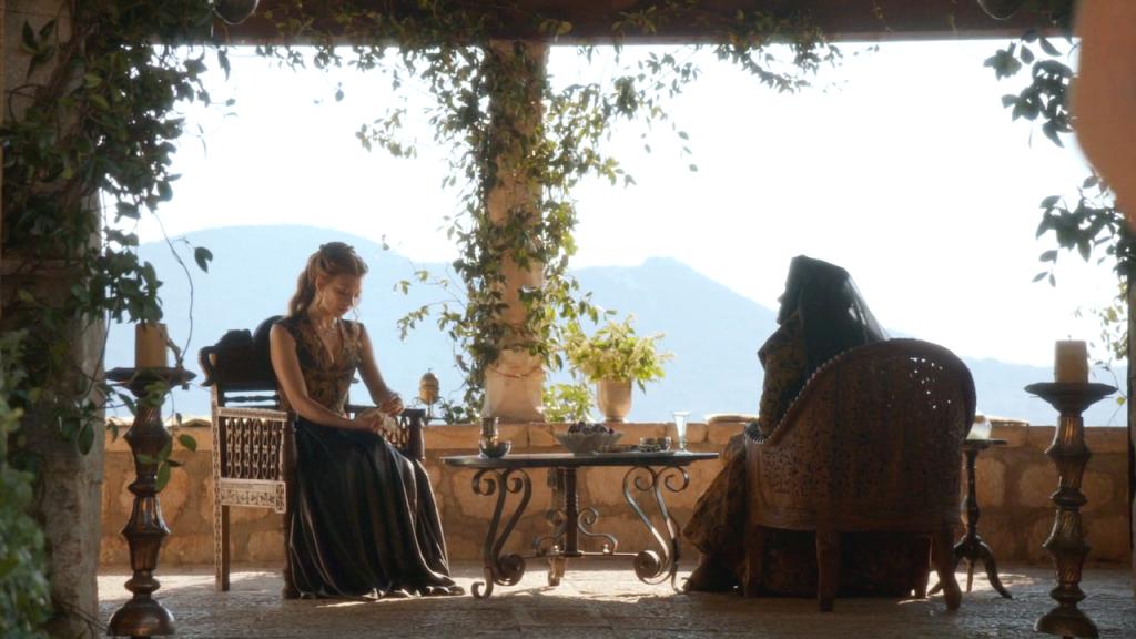 Olenna e Margaery