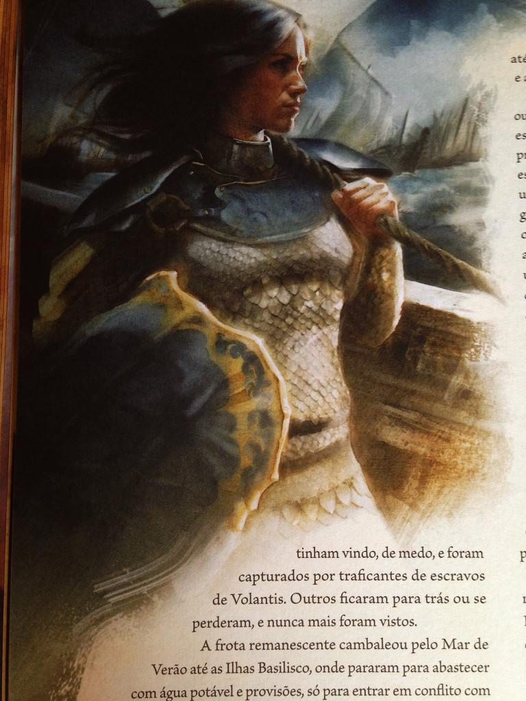 Nymeria e seus Dez Mil Navios